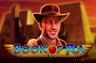 Beliebtes Automatenspiel: Book of Ra